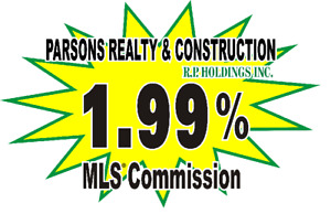 BEST COMMISSION RATE FOR FULL SERVICE REAL ESTATE AND MORE!!!