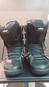 Men new snowboarding boots