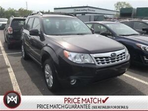 2013 Subaru Forester 2.5X Limited Leather Sunroof Heated Seats S