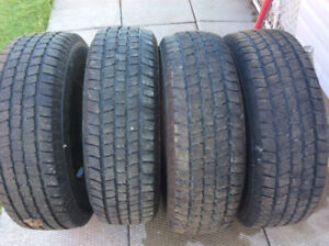 Ironman radial a/p LT265/75r16 200.00obo