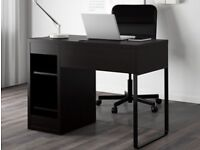 Desk & Adjustable Swivel Chair