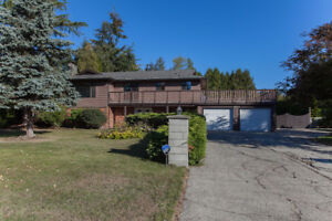5 bed/3 bath House (On a half acre lot) for rent