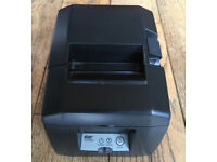 Star TSP 650 Receipt printer with Parallel Interface