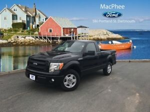 2014 Ford F-150 XL  -  AM/FM Stereo