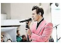 FACE VALUE - 2 x Harry Styles Tickets - Manchester Arena - 09/04/2018