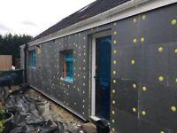 Solid Wall Insulation External Wall Insulation