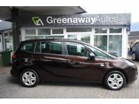 2014 VAUXHALL ZAFIRA TOURER EXCLUSIV CDTI GREAT VALUE MPV DIESEL