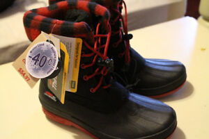 boots new with tags