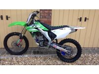 Kxf 250 290 kit £1600 rmz, ktm, yzf, yz, crf, cr