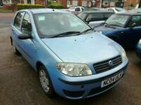 2004 FIAT PUNTO 1.2 8V - PX TO CLEAR, STARTS AND DRIVES WELL, NO MOT, 106K MILES!!