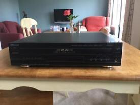 Sherwood CDC-6050R. 5 CD player