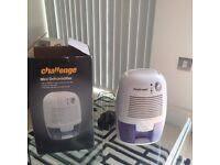 Challenge mini dehumidifier