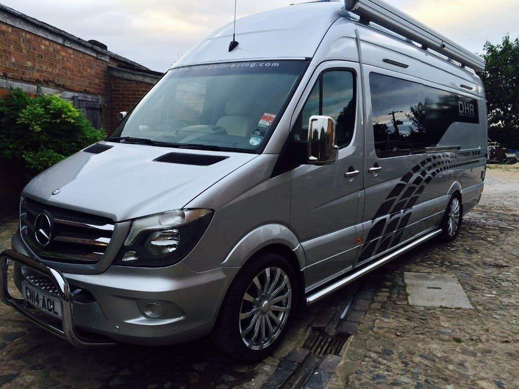 mercedes sprinter sc sporthome race home race transporter in crewe cheshire gumtree. Black Bedroom Furniture Sets. Home Design Ideas