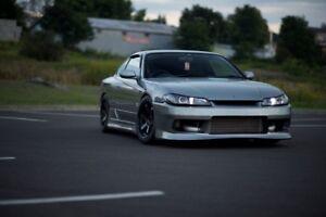 Nissan Silvia S15 SpecR