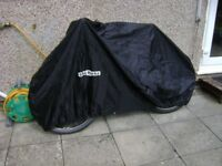 BikeParka bicycle cover, Urban. Well made and useful.