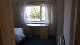 Headington,clean quiet double room for single professional short term