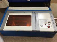 40W CO2 Laser cutter