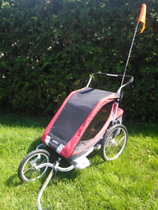 Chariot Cougar double Thule