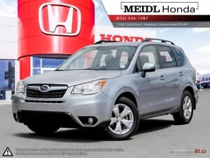 2014 Subaru Forester 2.5i Limited AWD PST Paid