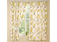 Dunelm Windermere Bedroom Curtains and Bedspread
