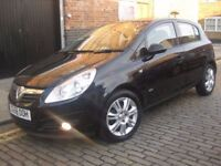 VAUXHALL CORSA 1.2 DESIGN NEW SHAPE 58 REG **** £1950 ONLY **** 5 DOOR HATCHBACK