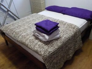 Complete Double Bed FOR SALE