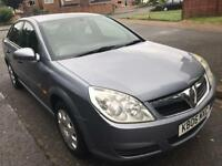 Vauxhall Vectra 1.8 life, sat Nav, 2006, silver, manual, 5 door hatch, f/s/h, 1 owner, mot & tax,