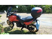 Aprillia pegaso 660, 12 months mot, Cat D hence £1250 ono