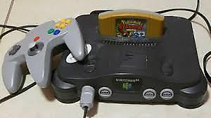 N64 Console fore sale
