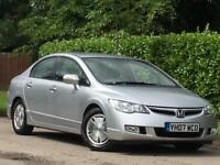 2007 Honda Civic 1.4 IMA Hybrid CVT ES***1 PRE OWNERS + HPI CLEAR***