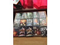 Dvd's all original and in original boxes
