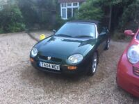 MGF 1.8 VVC Convertible Sports Car For Sale