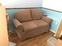 HSL 2 Seater Drop Arm Sofa