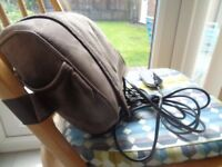 HoMedics Shiatsu Massage Cushion with Remote Control, used