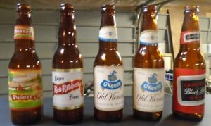 Pre 1964 Long Neck Beer Bottles To Sell