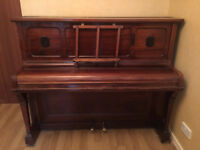 Free Upright Piano for collection only.