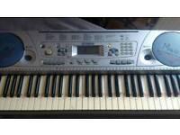 Yamaha keyboard model psr225