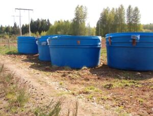 3000 Gal. water Tanks, 20 pcs