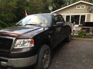 2006 Ford F-150 weekend special.  Must sell.