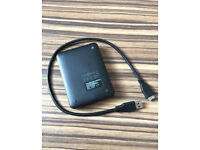 Western Digital Elements Portable USB Type-A 3.0 2TB Black WDBU6Y0020BBK-04