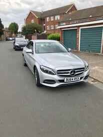 Mercedes Benz C Class Saloon ,Bluetec , Low Mileage