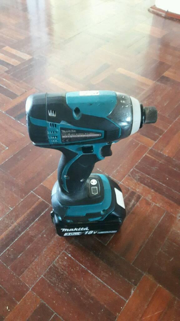 Makita impact drill