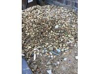 Stone Chippings / Aggragate