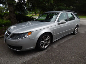 2006 Saab 9-5 Aero SportCombi - Reduced now $4,200