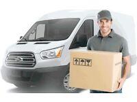 Man with van .