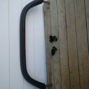 convertible roll bar with light