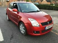 Suzuki SWIFT 2008 1.4 Automatic 5 Door Hatchback