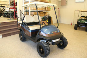 REDUCED PRICING 2014 CLUB CAR Precedent Golf Cart  New Batteries