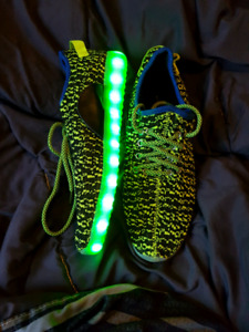 Mens light up shoes