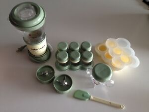 Baby magic bullet food processor / melangeur